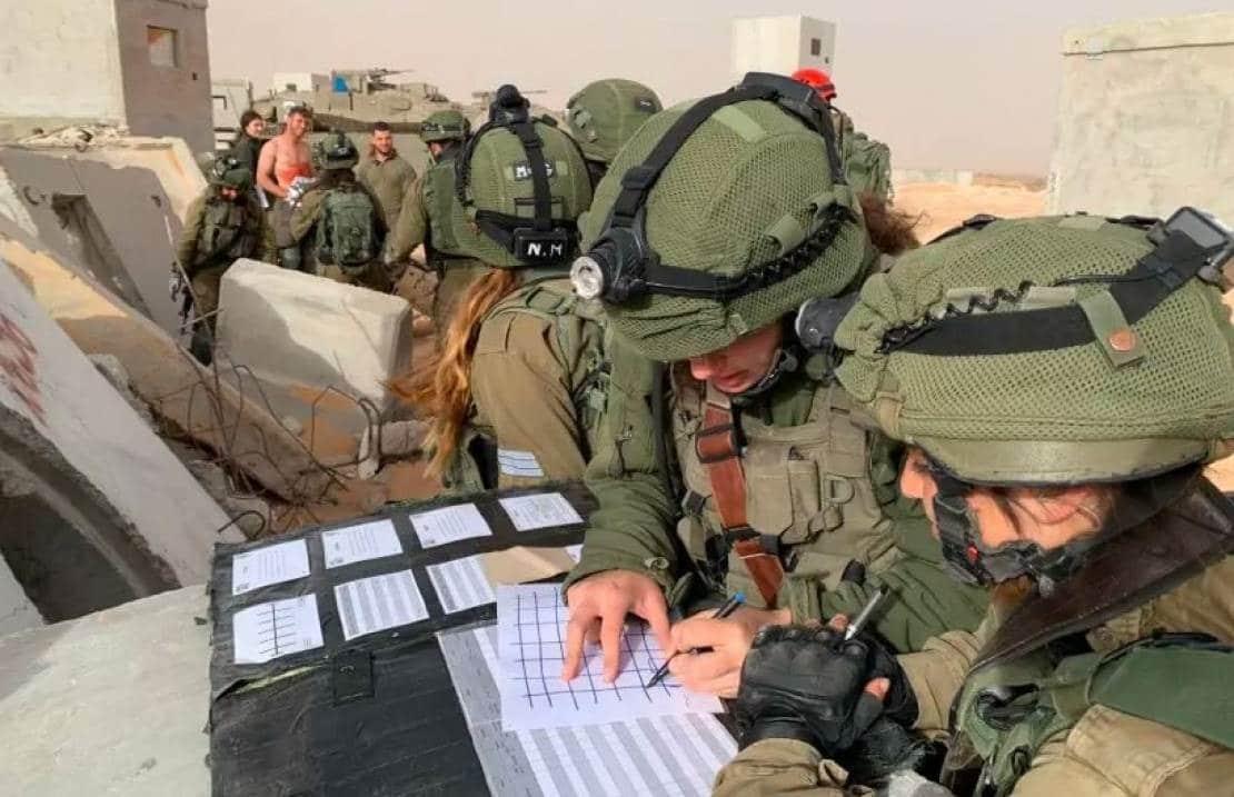 الجيش الاسرائيلي يستعد لمهاجمة جنين