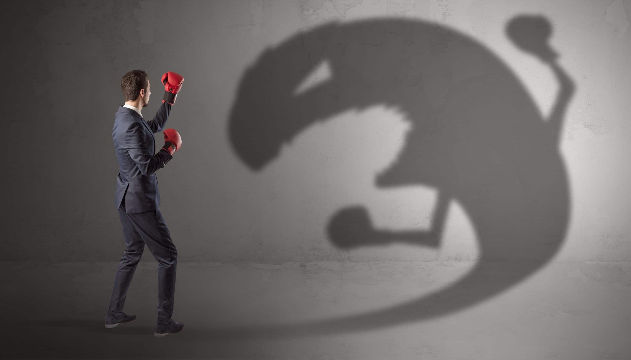 5 طرق لمواجهة الخوف