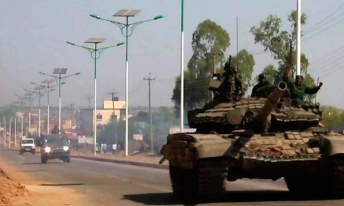انقلاب السودان
