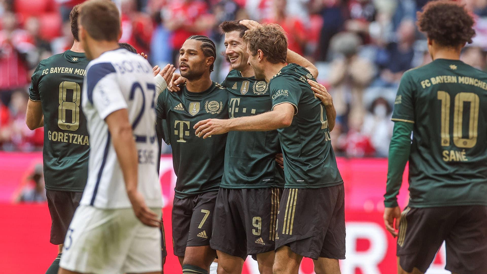 بايرن ميونيخ يقسو على بوخوم في الدوري الألماني بهزيمة مذلة (شاهد)