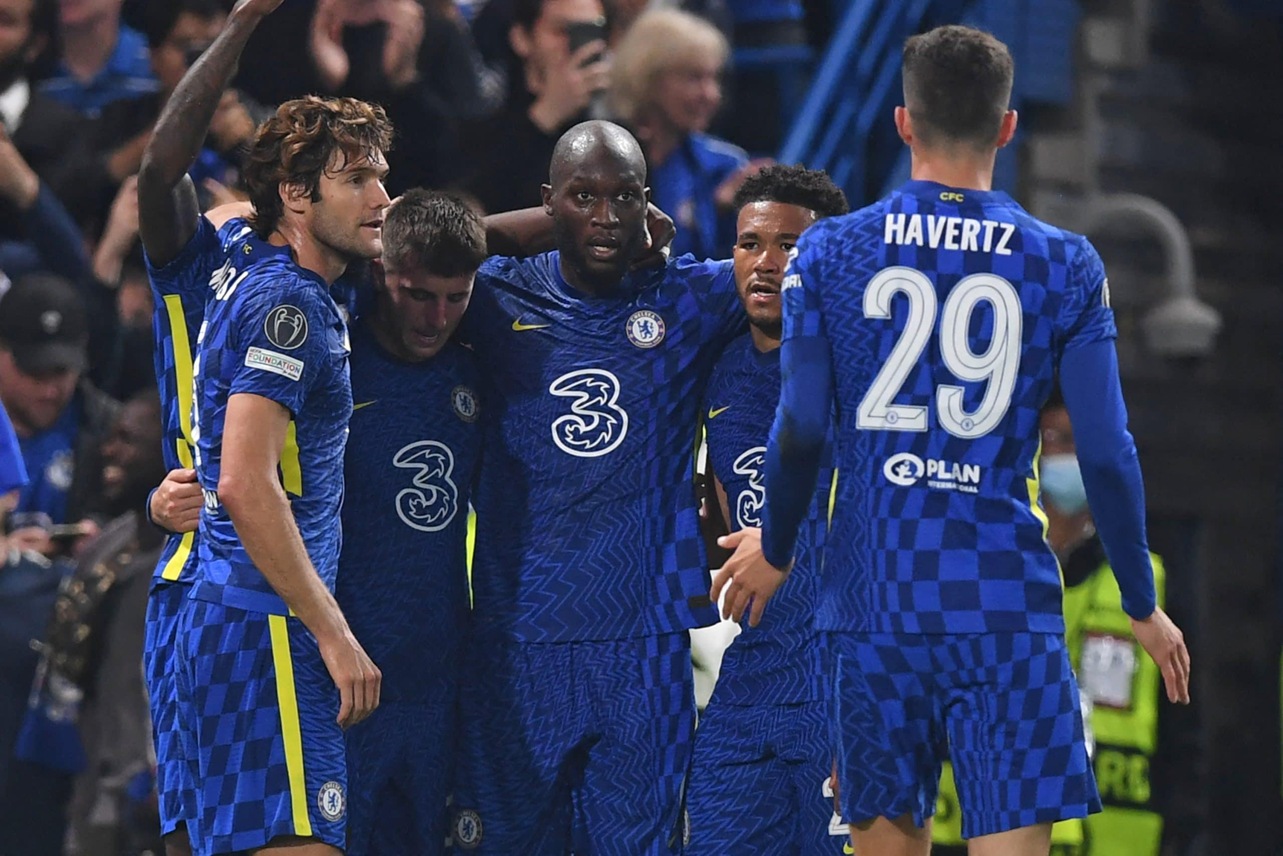 لوكاكو يقود تشيلسي بفوز صعب على زينيت في دوري أبطال أوروبا (شاهد)