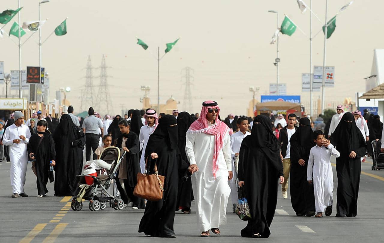 تعدد الزوجات في الخليج