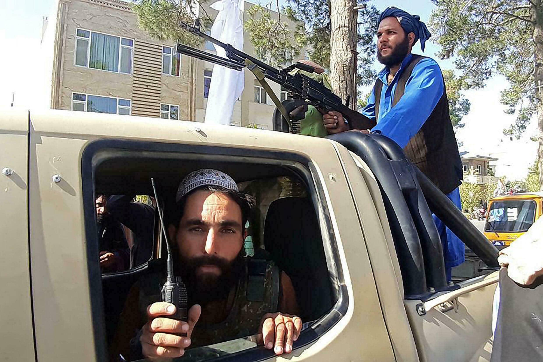حركة طالبان وإيران