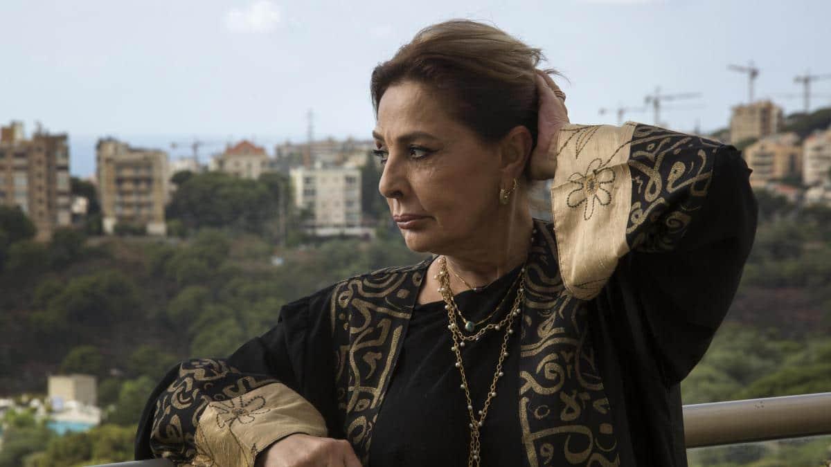راندا البنا زوجة محمد بن راشد السابقة