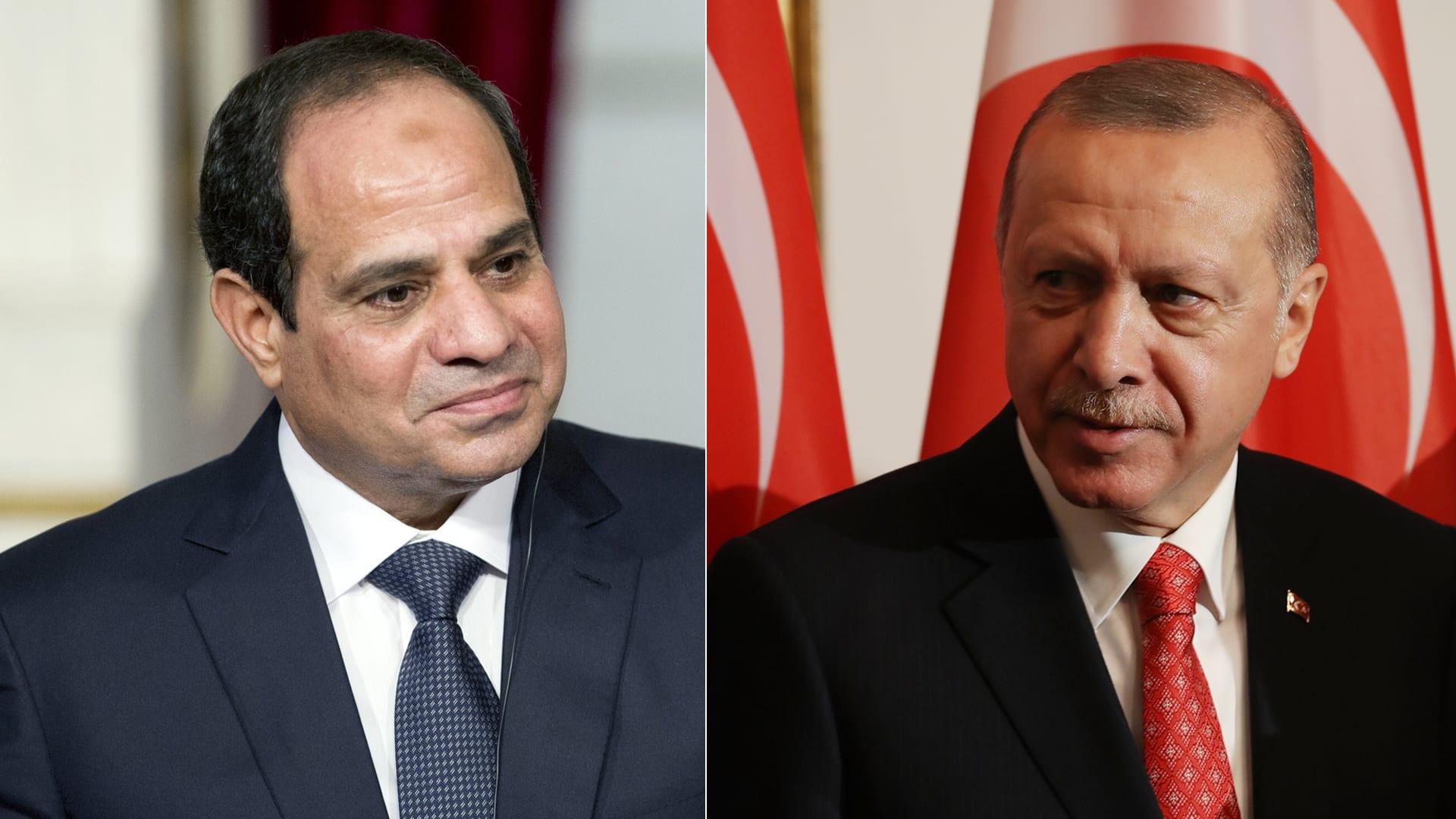 تركيا ومصر تعيدان بناء جسور العلاقة من جديد