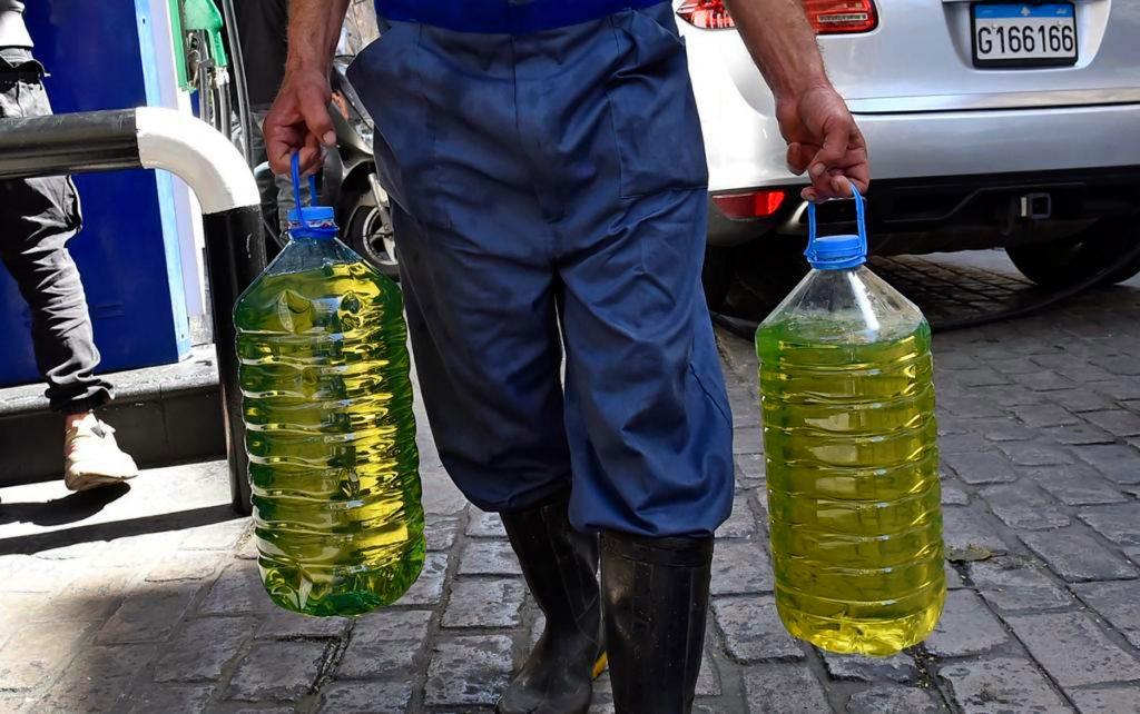 رفع أسعار البنزين في لبنان