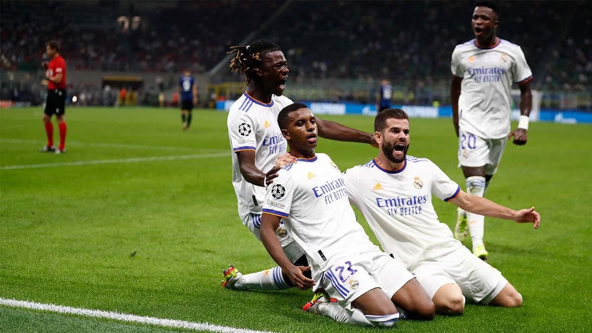 ريال مدريد يخطف فوزا صعبًا على نظيره إنتر ميلان في دوري أبطال أوروبا (فيديو)