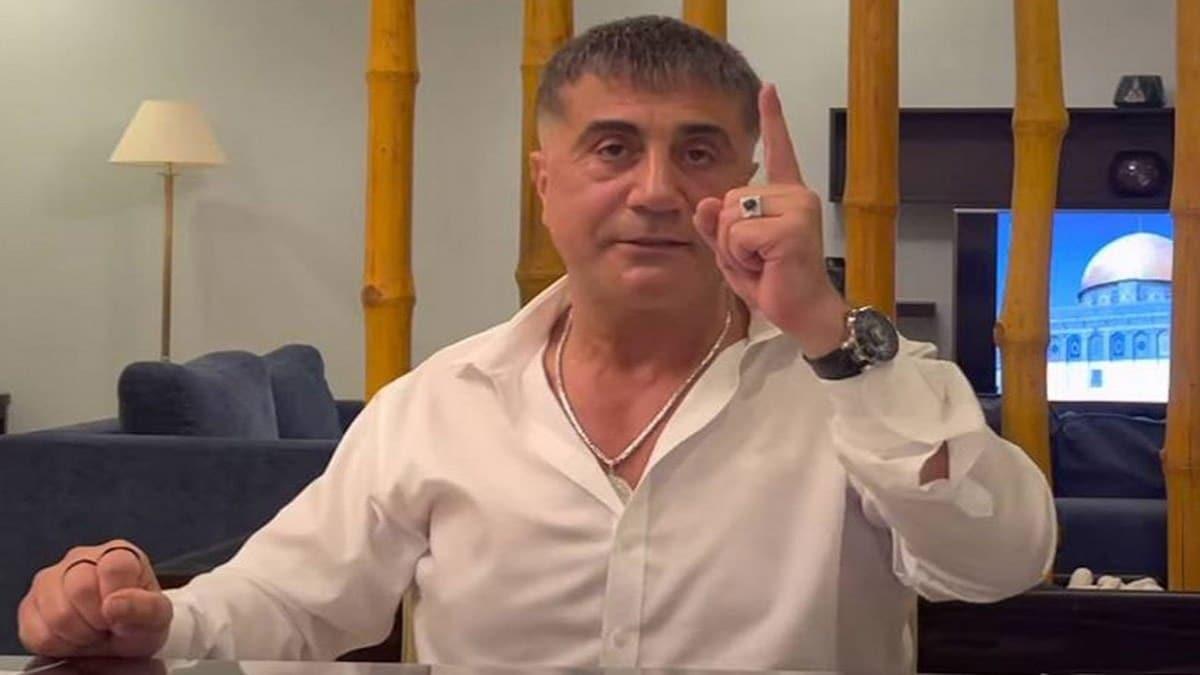 زعيم المافيا التركية الهارب إلى الإمارات سيدات بيكر