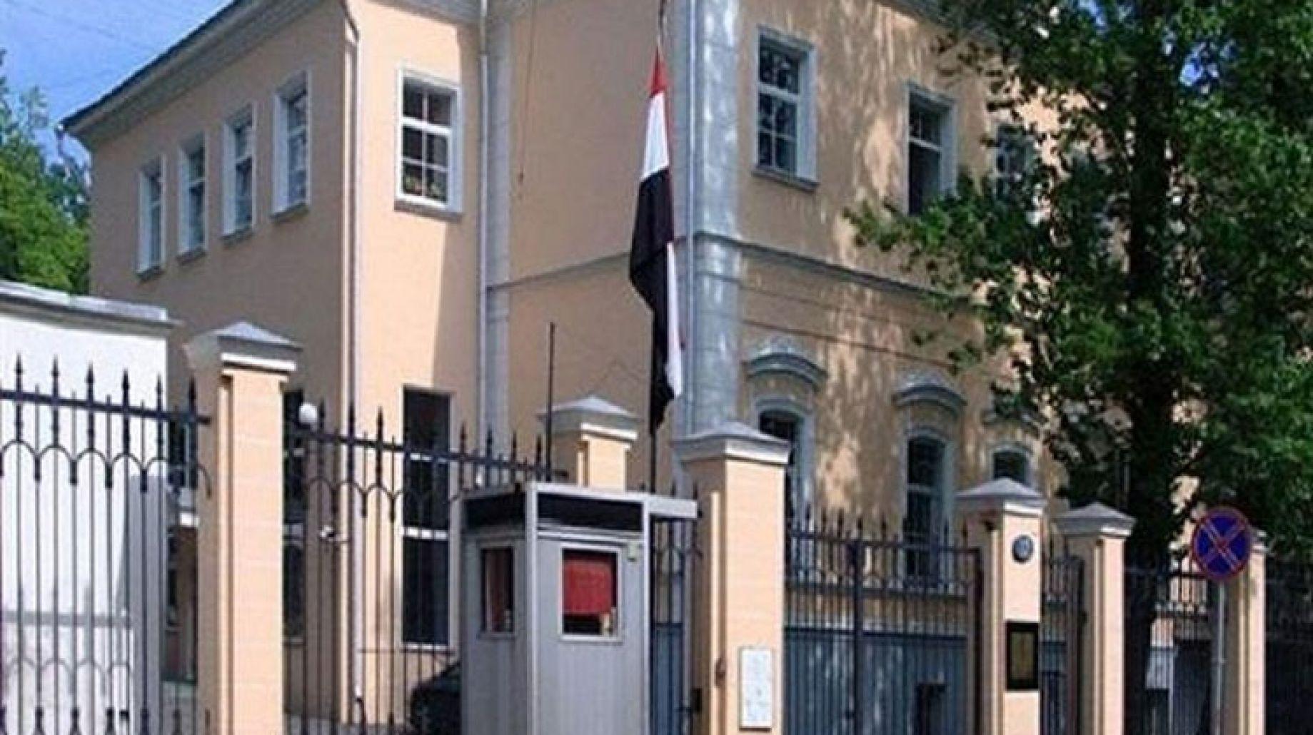 سفارة إثيوبيا في القاهرة