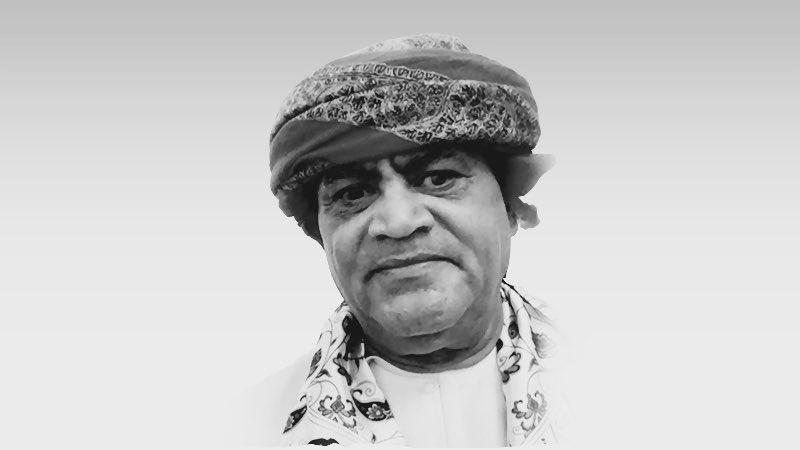 الفنان العماني صالح بن شويرد بعد صراع مع المرض