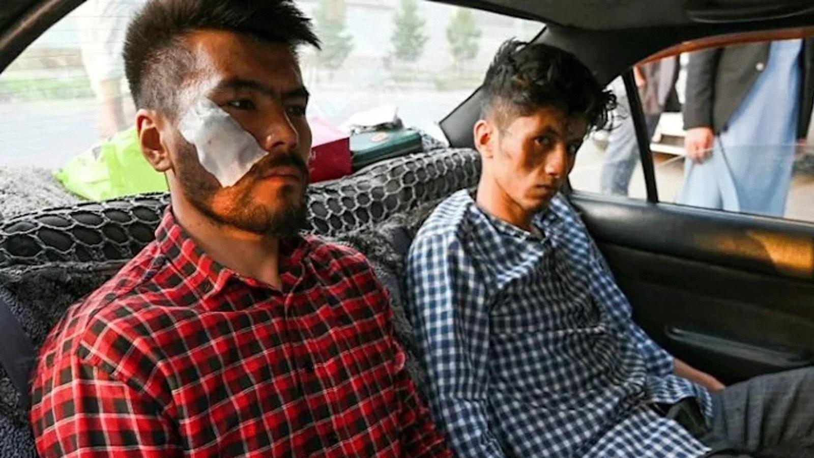 صحافيان أفغانيان تعرضا للضرب على يد طالبان
