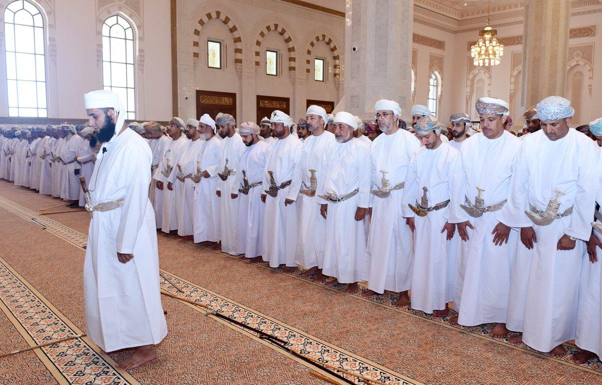 صلاة الجمعة في سلطنة عمان
