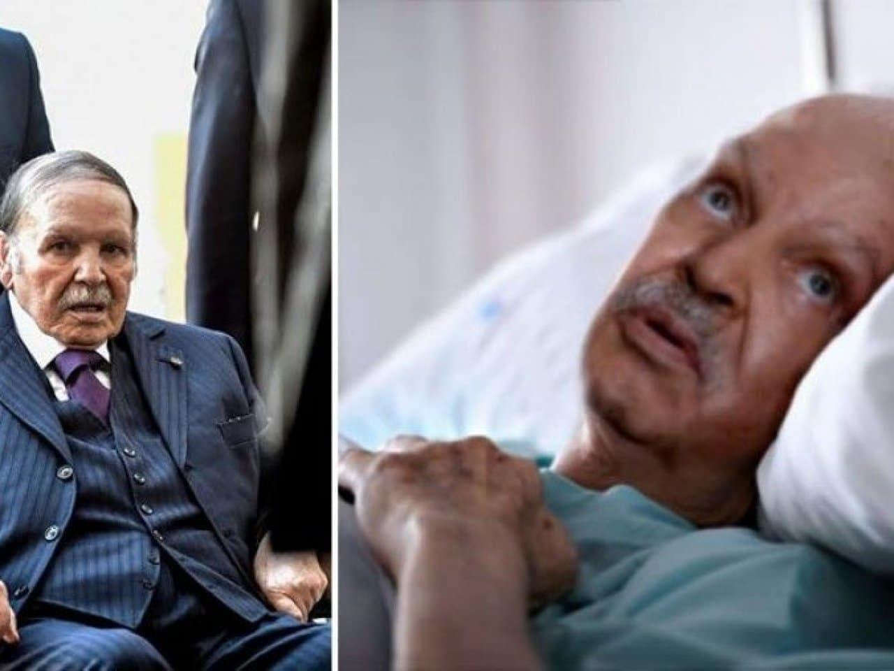 وفاة عبدالعزيز بوتفليقة