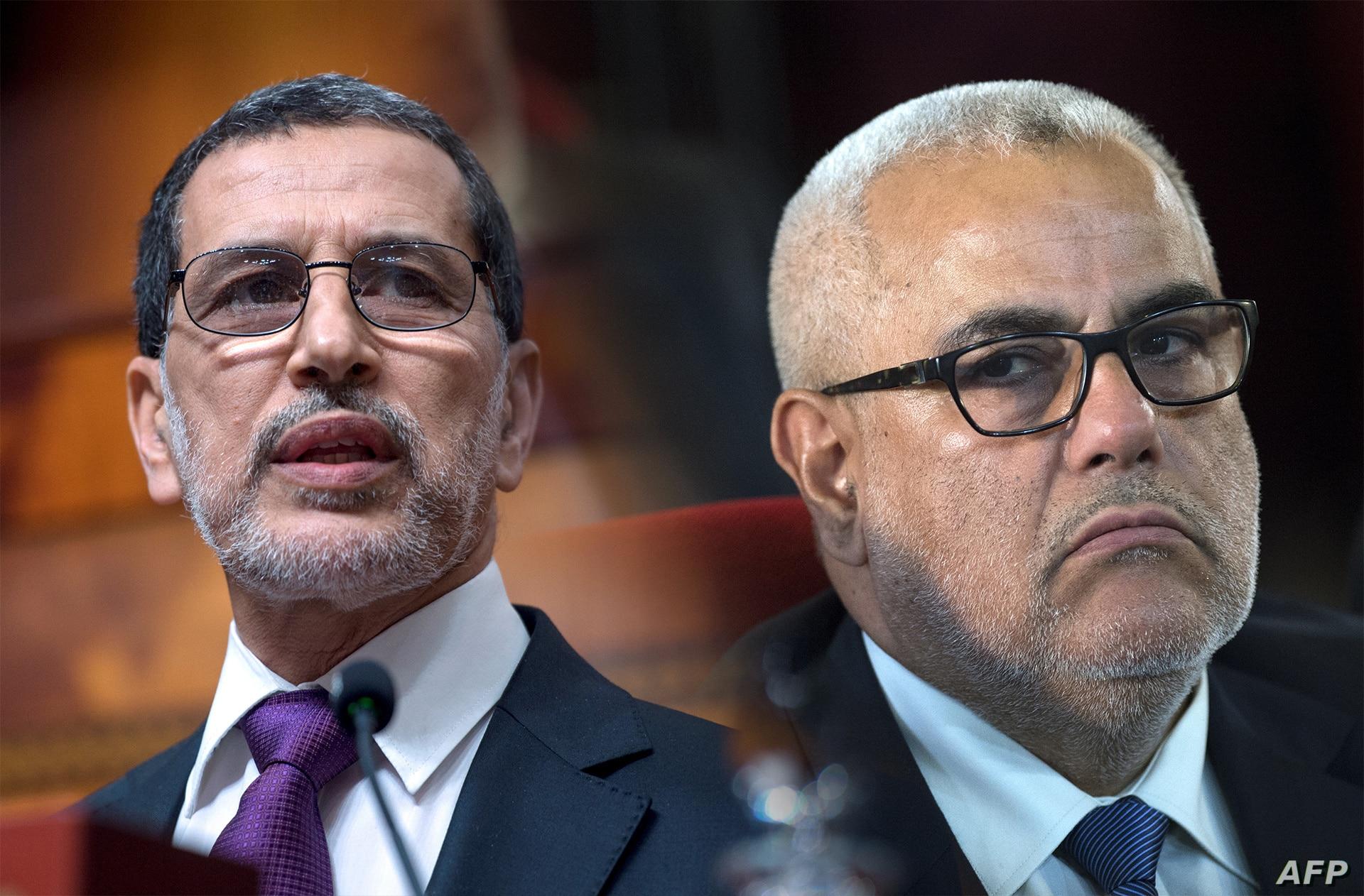 بسبب هزيمة حزب العدالة والتنمية عبد الإله بنكيران يدعو سعد الدين العثماني الى الاستقالة