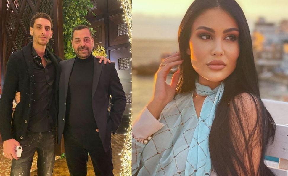 عمر طارق العريان تعرض للضرب بسبب الممثلة شيرين أبو العز