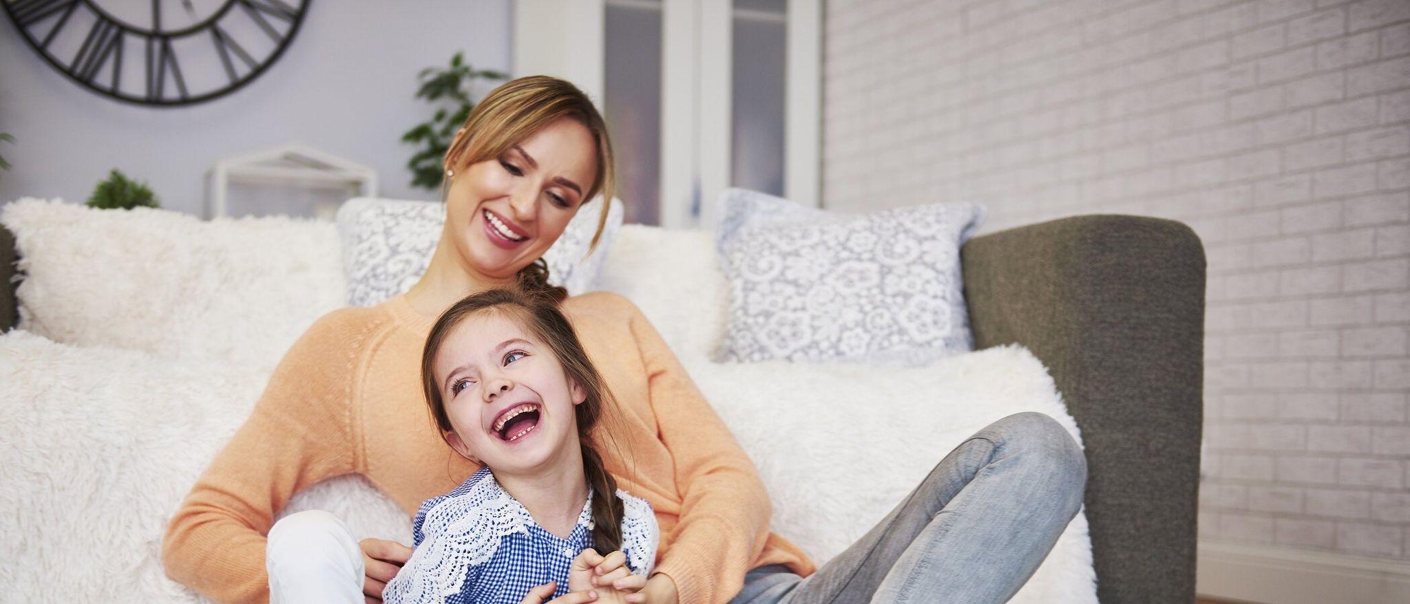 الفرح عامل مهم في نمو الأطفال