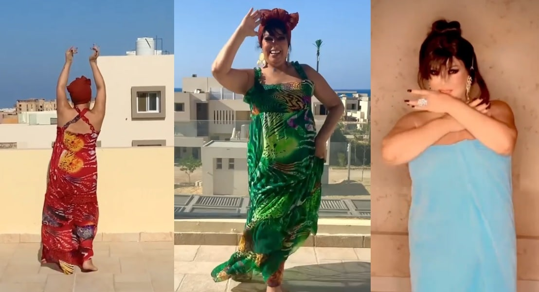 """رقص فيفي عبده بـ""""المنشفة"""" يورّطها .. والتهمة نشر الفسق والفجور (شاهد)"""