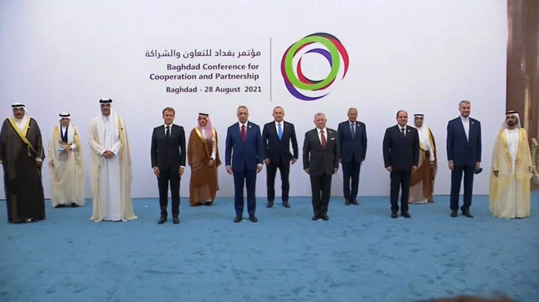 قادة منطقة الشرق الأوسط