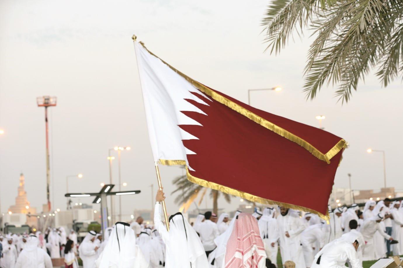 قطر الوسيط الاقليمي