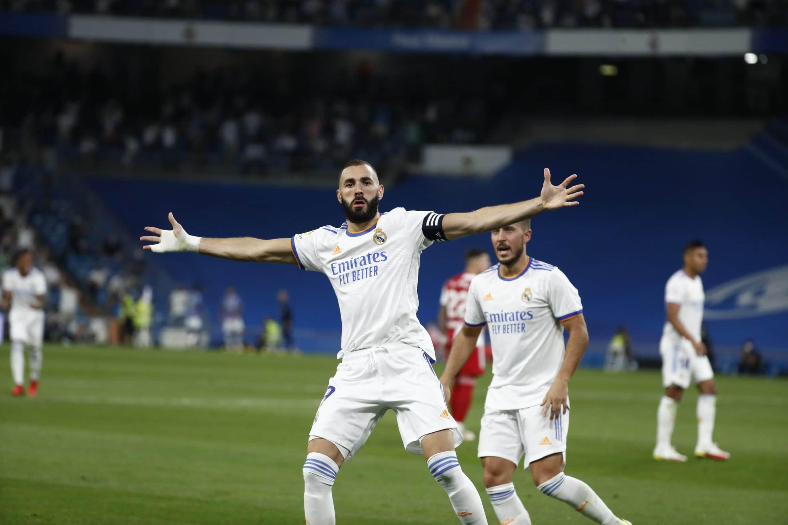 ريال مدريد ينتفض في وجه سيلتا فيغو بانتصار كبير (شاهد)