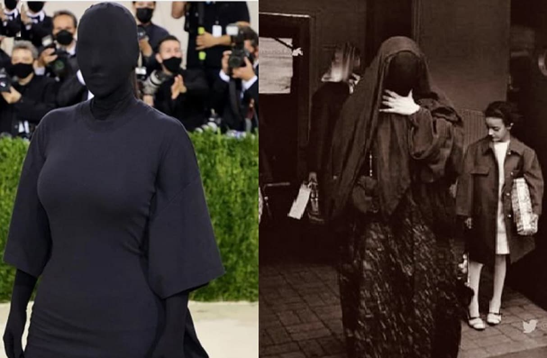 صورة نادرة لـِ الأميرة الجوهرة تكشف سر إطلالة كيم كارداشيان