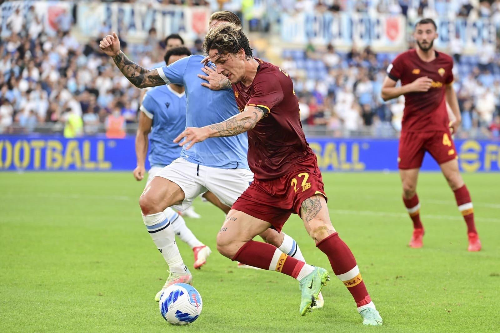 ترتيب الدوري الإيطالي بعد سقوط روما أمام لاتسيو