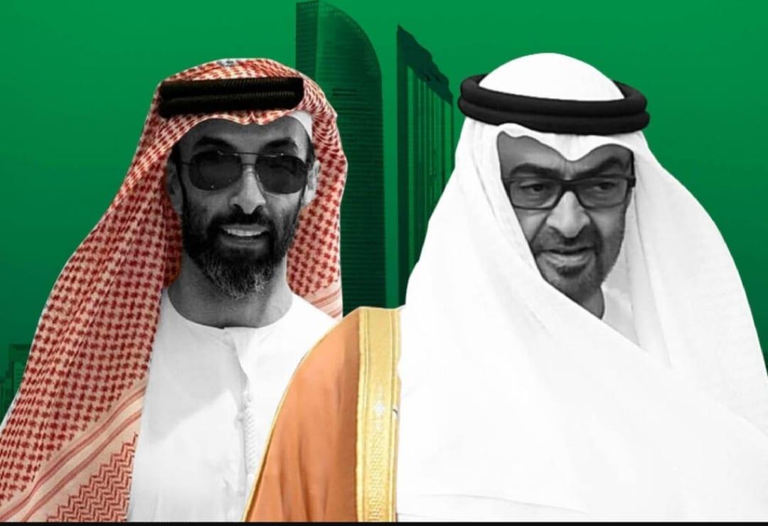 محمد بن زايد وأربعة آخرين أشرفوا على حملة تأثير غير قانونية على إدارة ترامب