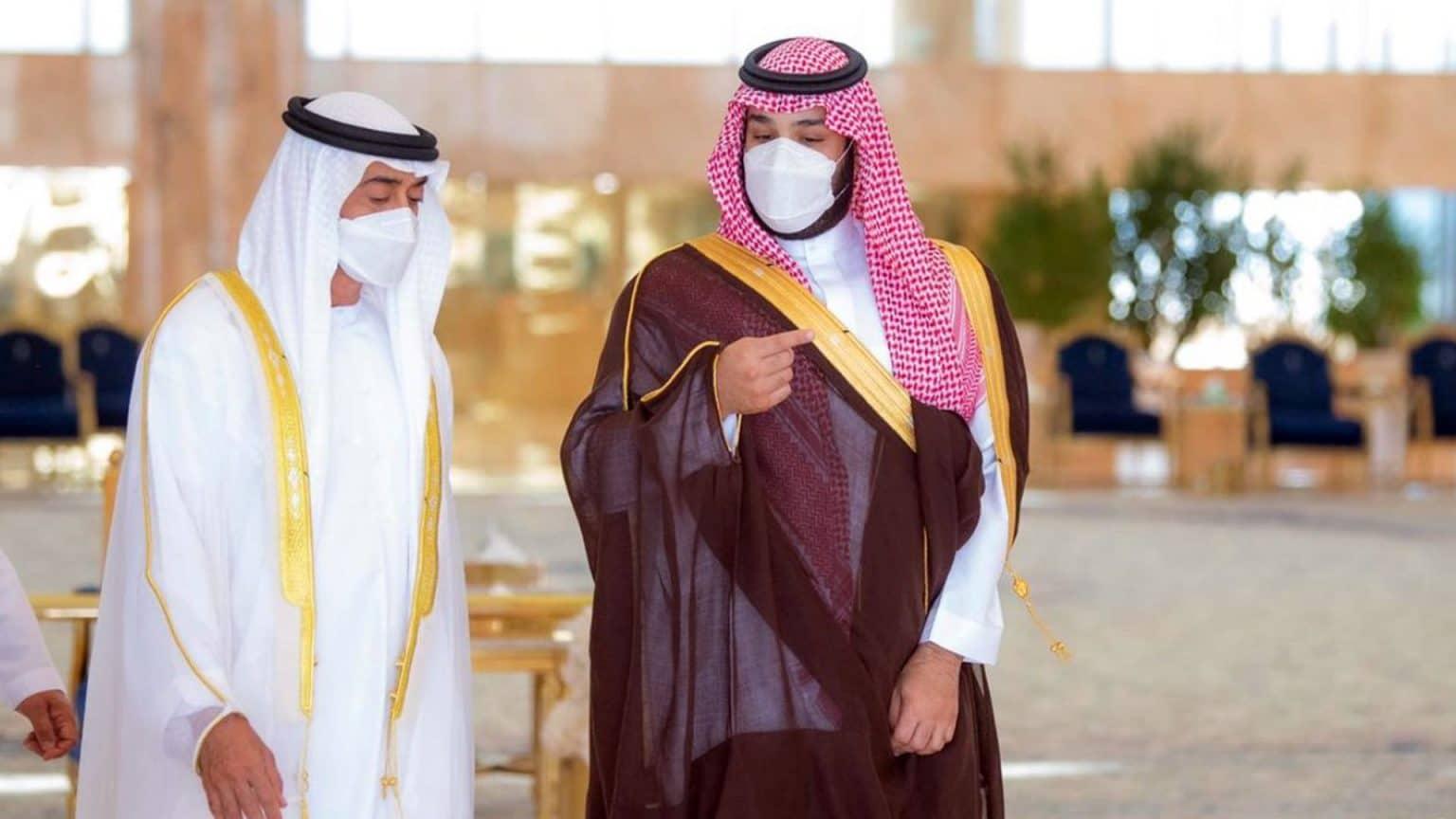 هكذا أذل محمد بن سلمان ولي عهد أبوظبي محمد بن زايد في زيارته الأخيرة إلى الرياض