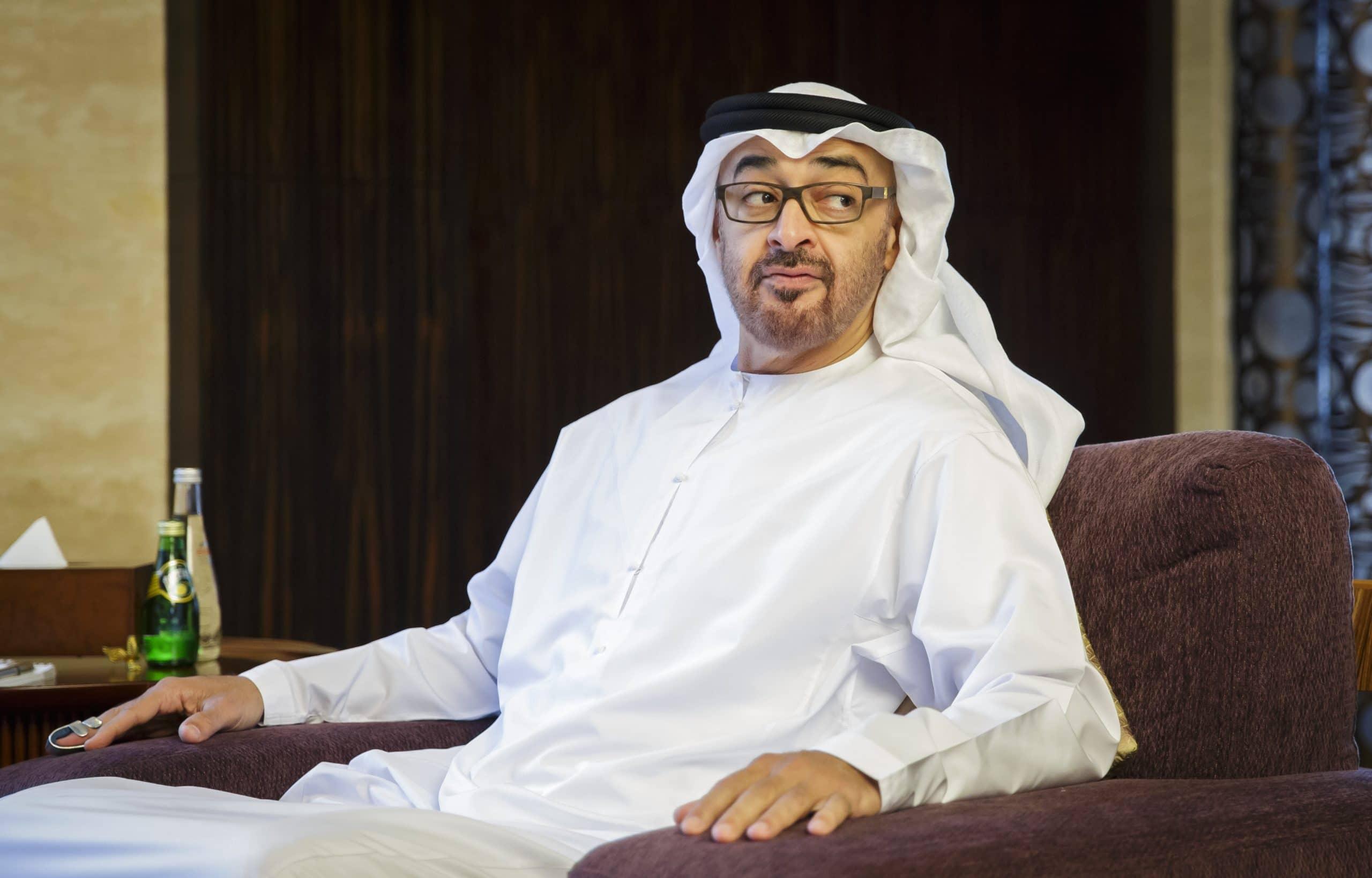 محمد بن زايد الإمارات