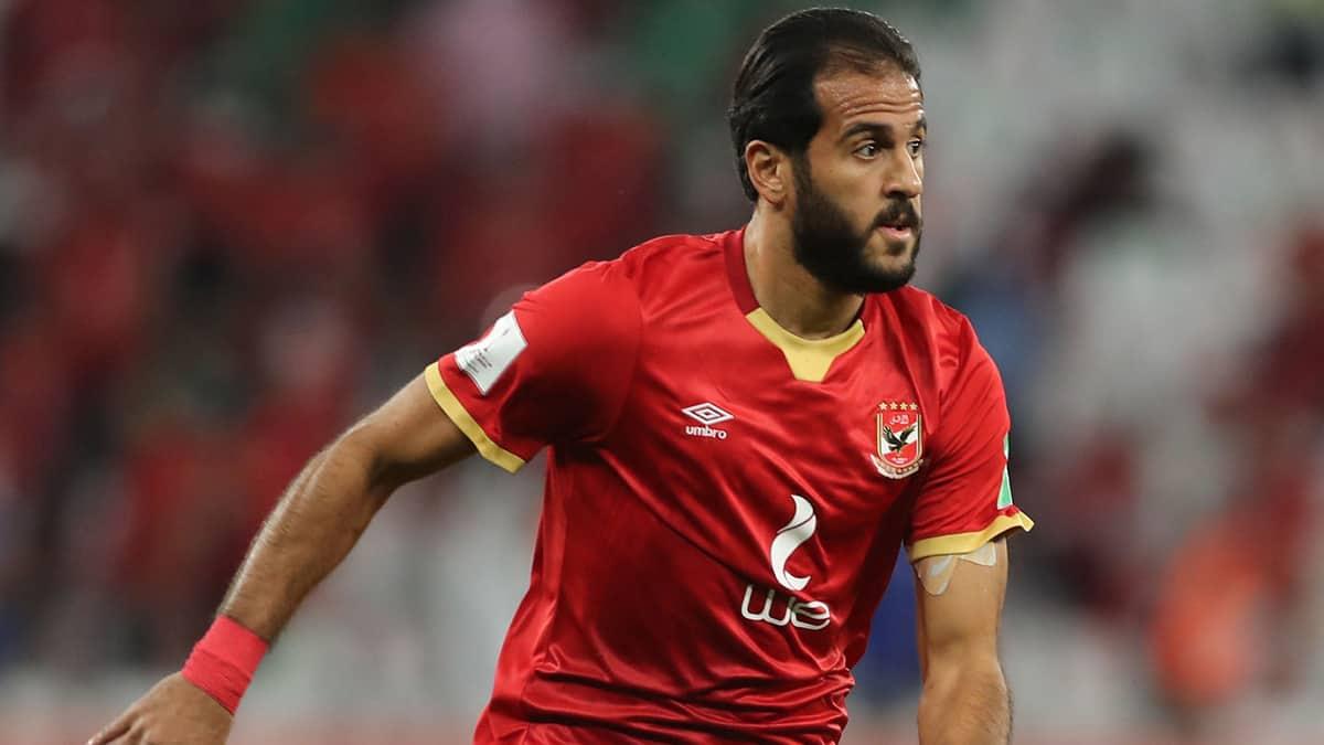 مروان محسن يتعاقد رسميًا مع فيوتشر الصاعد إلى الدوري المصري الممتاز