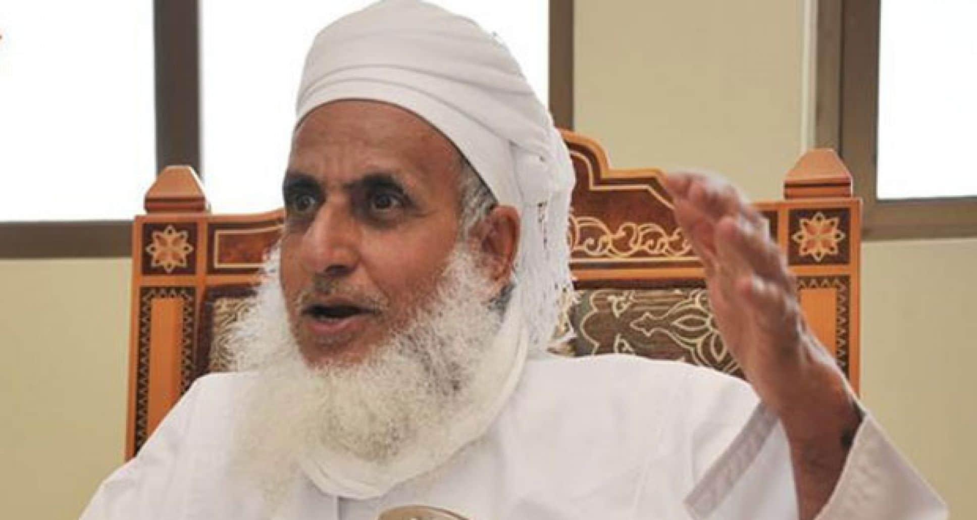 مفتي سلطنة عمان أحمد الخليلي