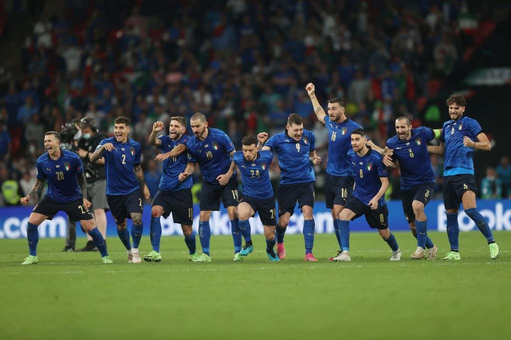 منتخب إيطاليا يدخل التاريخ برقم قياسي جديد بعد التعادل السلبي أمام سويسرا