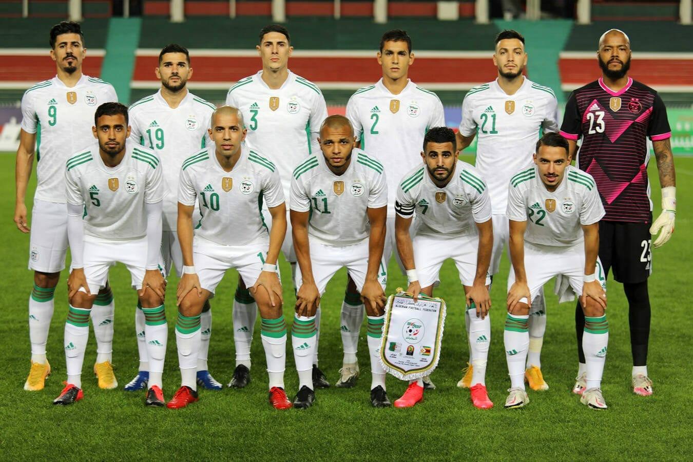 منتخب الجزائر يسقط في فخ التعادل أمام بوركينا فاسو في تصفيات أفريقيا لمونديال كأس العالم (شاهد)