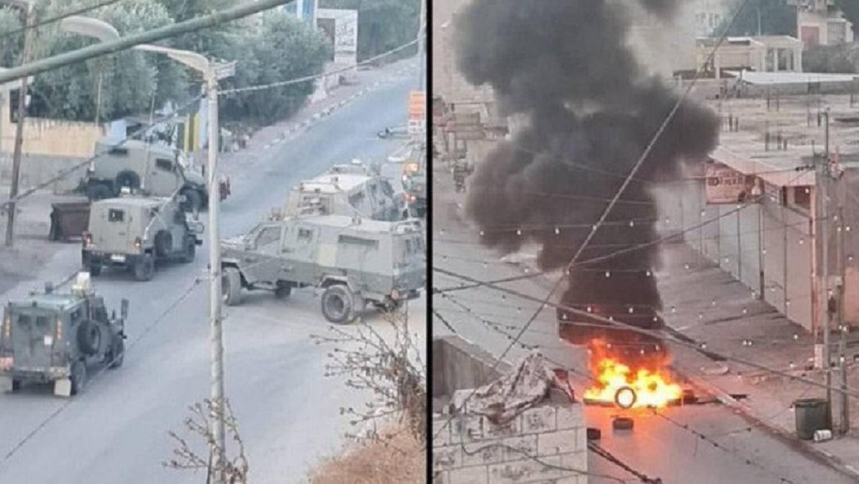 استشهاد 4 فلسطينيين في اشتباكات مع الاحتلال بالضفة والقدس