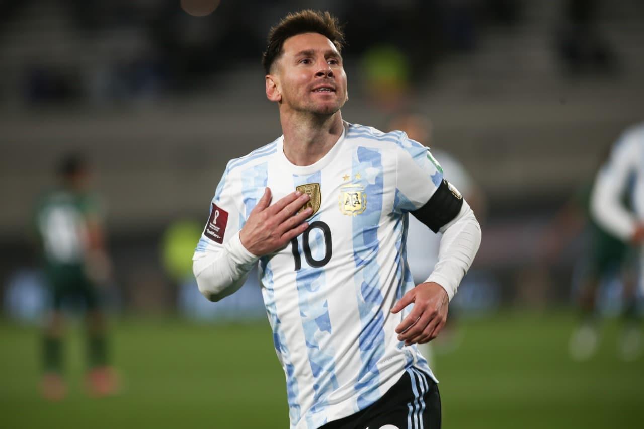 هاتريك ليونيل ميسي وفوز منتخب الأرجنتين على بوليفيا