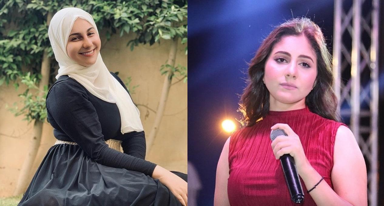 ياسمينا العلواني تنفي ارتداءها الحجاب