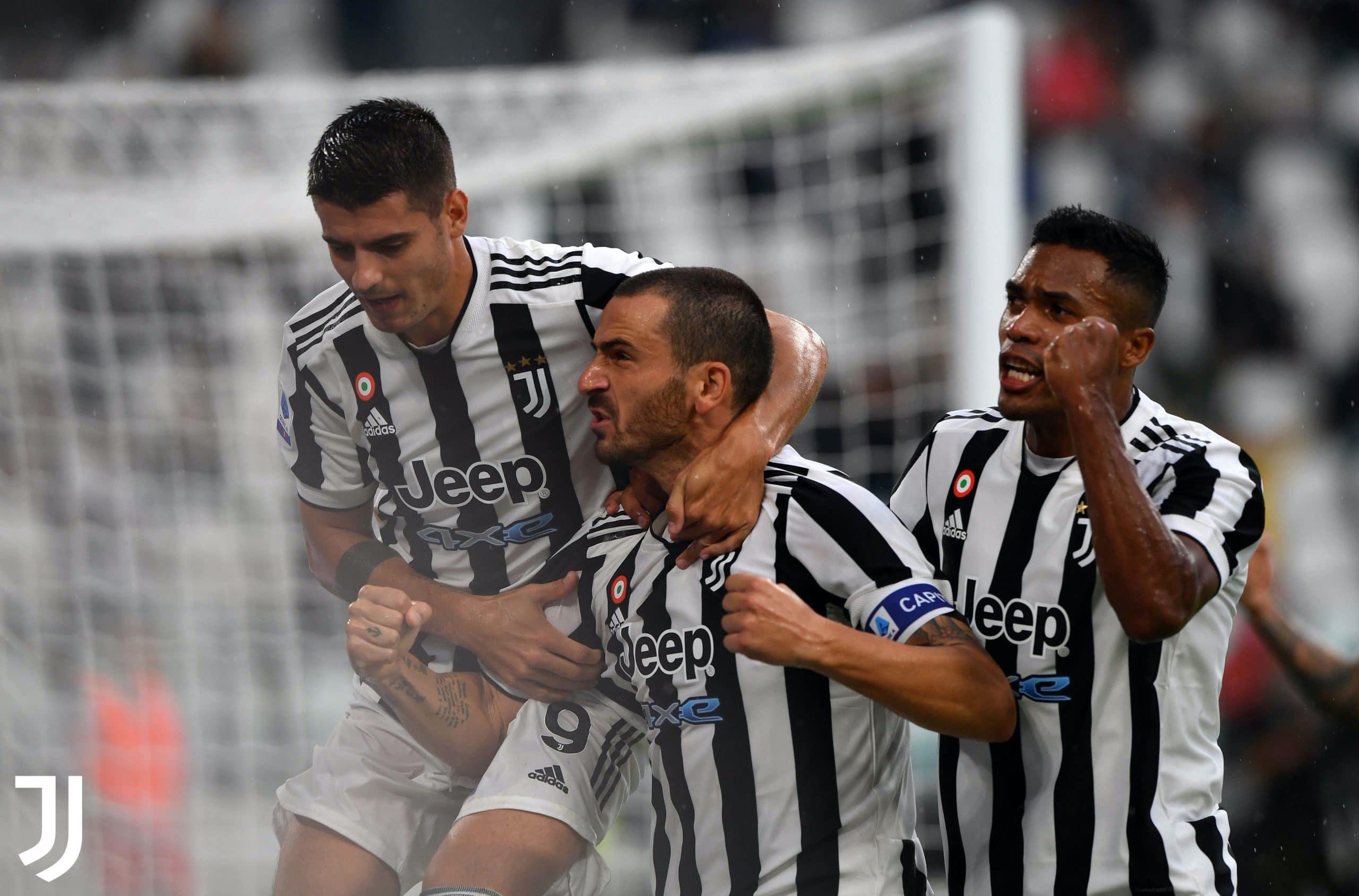 يوفنتوس يفوز بصعوبة على سامبدوريا في الدوري الإيطالي (فيديو)