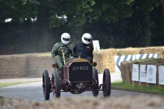 Pre-war Race Car