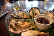 Oyster in Scotland