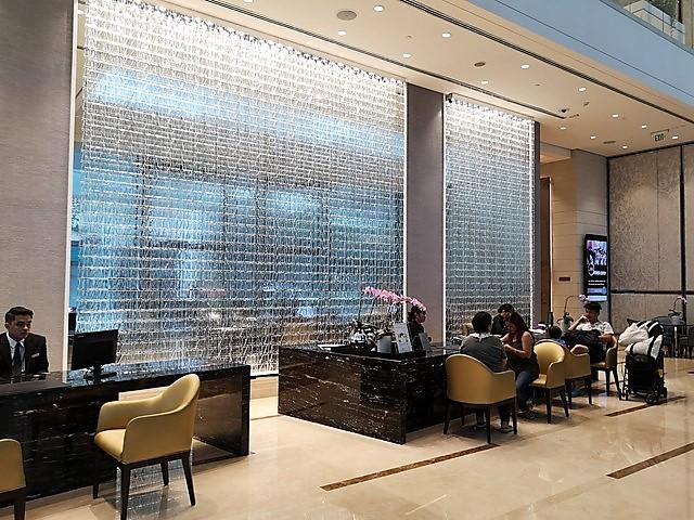 Ascott Bonifacio lobby