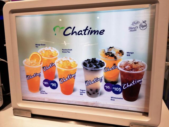 Chatime フィリピン