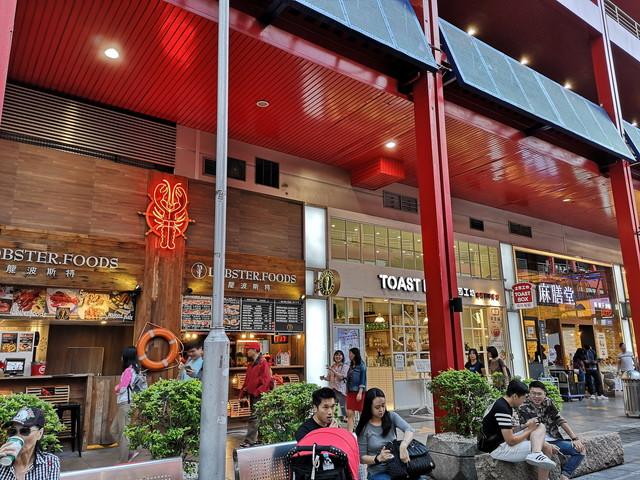 【台北】台北101観光の後はオシャレなショッピングエリア 新光三越 信義新天地へ行ってみよう