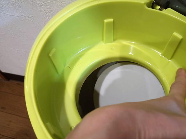 おむつ用ゴミ箱 のカートリッジはゴミ袋で代用できます  Combi スマートポイ