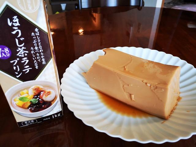 【2019年版 業務スーパーおすすめデザート】和スイーツ好きにはたまらない!業務スーパーの牛乳パックデザート新作『 ほうじ茶ラテプリン 』が美味しすぎる。