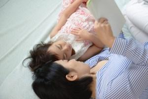 子供の寝かしつけ でイライラしない方法は⁈たったこれだけで楽になる!