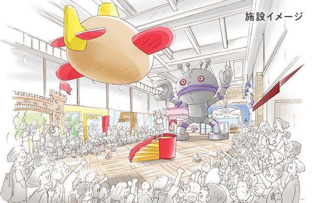 横浜アンパンマンミュージアム 移転先の場所はどこ?2019年夏開館日はいつ?