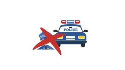警察民事不介入