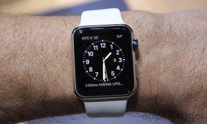 ventes d' Apple Watch