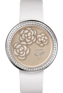 Chanel Mademoiselle Privé for Only Watch