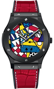 Hublot Classic Fusion Only Watch Britto